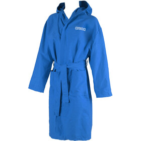 arena Zeals Bathrobe Juniors royal-white